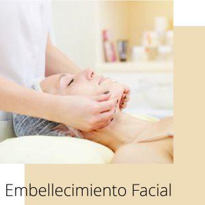 tratamiento de embellecimiento facial