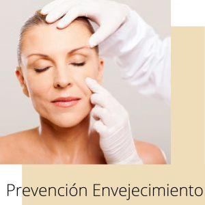 la prevención al envejecimiento clínica medicina estética